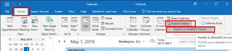 Export Outlook Calendar To Google Technipages