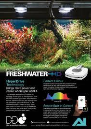 Prime Hd Light Ai Prime Freshwater 13 Led Aquarium Lighting Black Aqua