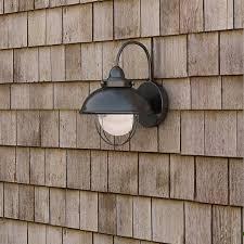 corbel 1 light outdoor barn light