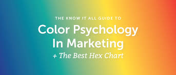 Shades Of Color Blue Chart Color Psychology In Marketing The Complete Guide Free