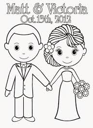 Printable Wedding Coloring Pages Colouring In Sheets Kids Arilitv