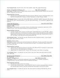 Sample Resume For Asp Net Developer Fresher Best Of Manual Testing Resume Format Resume Bank