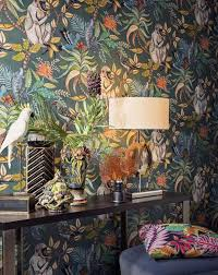 Cole And Sons Wallpaper Fish