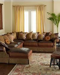 Mixed Media Sectional Sofa By Jeff Zimmerman Collection By Key City Gorgeous Zimmermans Furniture Model