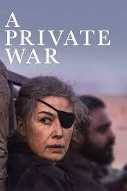 A Private War | Full Movie
