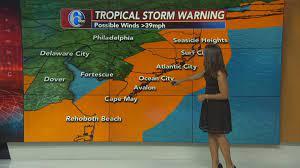 Elsa Storm Update: Tropical Storm ...