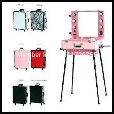 makeup case with mirror portable makeup case vanity mirror makeup case with mirror