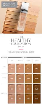 The Healthy Foundation Spf 20 Full Coverage Foundation