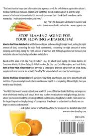 How To Heal Your Metabolism Learn How The Right Foods