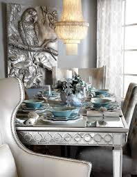 dining room table mirror top: fascinating mirrored dining room set top dining room decoration ideas