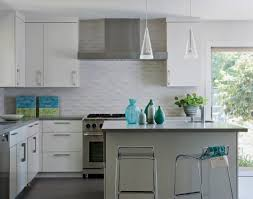 Stainless Steel Kitchen Furniture Kitchen Backsplash Tile White Light Brown Cabinet Stainless Steel