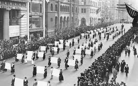 women s suffrage in the united states