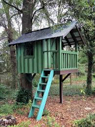 Image One Tree Treehouse The Other Simple Tree House Homesthetics 37 Diy Tree House Plans That Dreamers Can Actually Build