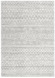 white pattern rug navy blue and white geometric rug