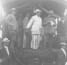 Image result for a 17-day trip to Panama and Puerto Rico, roosevelt