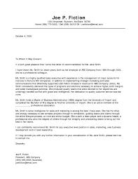 Recommendation Letter Sample For Visa Application Refrence Re