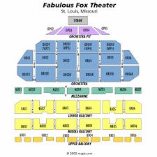 fabulous fox theatre st louis