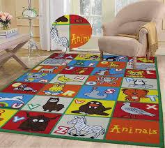 8x10 kids boys children toddler playroom rug nursery room