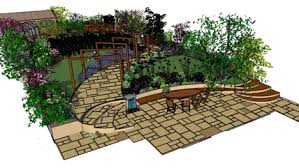 Small Picture Garden Design and Landscape in Surrey