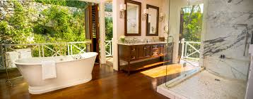 caribbean style furniture. Caribbean Living At Its Finest: A Modern Plantation Style Bathroom Epitomizes Indoor-outdoor Living. Furniture I