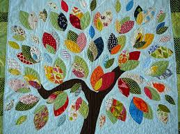 Tree Quilts - a gallery on Flickr & The Tree Quilt Leaves ·