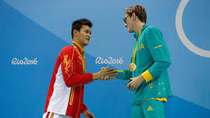 Mack Horton wins 400m freestyle gold The Advocate