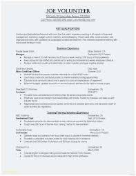 Good Looking Resumes Fascinating Resume Format 48 Years Experience Luxury Resume No Experience Sample