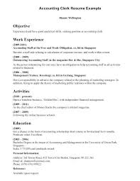 Sample Cover Letter Accountant Cover Letter Accounting Sample