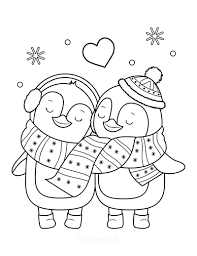 ✓ free for commercial use ✓ high quality images. 80 Best Winter Coloring Pages Free Printable Downloads