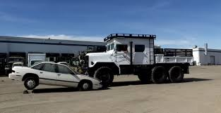 Want to see a Military 6x6 Truck Crush an Old Buick? We Thought So ...