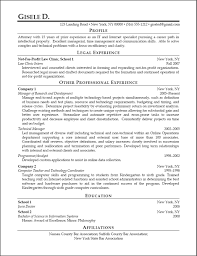 Canterbury Resume Newsletter Your Resume And Cover Letter