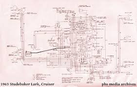 tech series studebaker lark cruiser wiring diagrams another thing you should be aware of is these images can be clicked on for larger resolution and reading the files are fairly large for printing as well