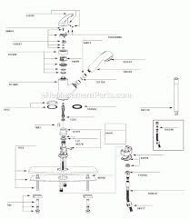 moen kitchen faucet parts diagram for moen 67315c parts list and diagram 3 10 to 10 10 on techvi com pictures