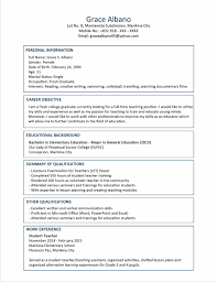 Resume Format For Experienced Free Download Resume Examples