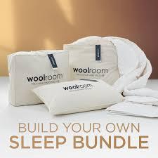 build a custom bedding set the wool room