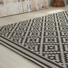outdoor rug patio diamond mono land of rugs outdoor rugs only