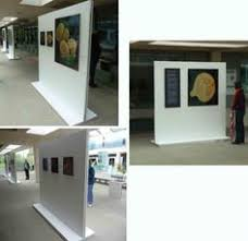 Free Standing Display Wall System 100 Designers and manufacturers of moveable display walls 2