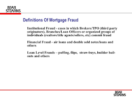 Mortgage Mortgage Fraud Types Of Fraud Types Of Types Of Types Of Fraud Mortgage