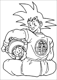 Dragon Ball Super Coloring Pages Kids N Fun Com 55 Of Z