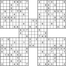 About 'printable sudoku puzzles'|Printable Sudoku Puzzle #77 ...