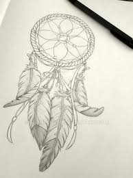 Dream Catchers Sketches Dreamcatcher Sketch by Shanrocket on DeviantArt 7
