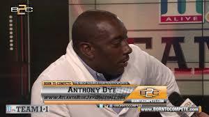Atlanta Blue Jays: Anthony Dye – Born to Compete