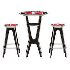 OTX Trade Show Table and Stools