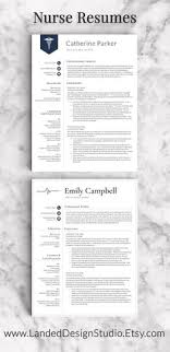Resume Template 5 Pages/cv | Pinterest | Professional Resume ...