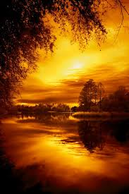 Image result for amber sunset