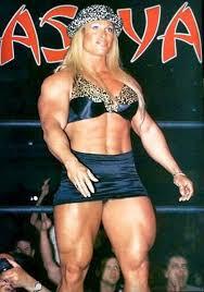 Wrestling Redux: WCW - Christi Wolf aka Asya
