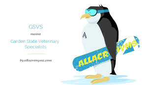 gsvs means garden state veterinary specialists