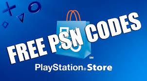 free psn codes how to get free psn codes free psn codes how to get free playstation plus codes psn code generator 2017 gift