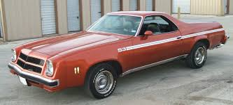 Daily Turismo: Hot Rod Truck: 1975 Chevrolet El Camino Laguna S3