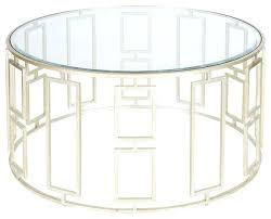 round glass coffee tables appealing round glasetal coffee table with round metal coffee table round glass coffee tables